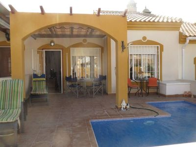 1131: Bungalow in Mazarron Country Club