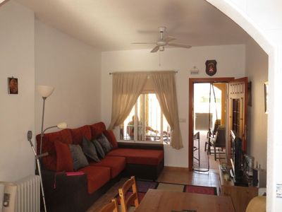 1131: Bungalow for sale in Mazarron