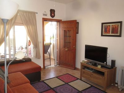 1131: Bungalow for sale in Mazarron Country Club