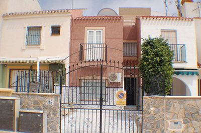 Ref:1115 Terraced House For Sale in Puerto de Mazarron