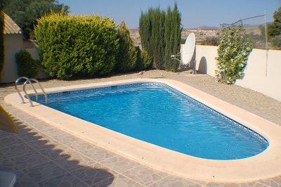 1037: Villa for sale in Mazarron