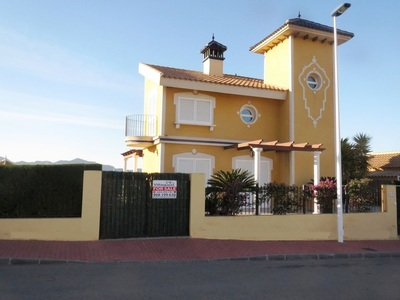 1091: Villa in Mazarron Country Club