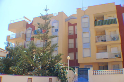 1083: Apartment in Puerto de Mazarron