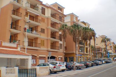 1072: Apartment in Puerto de Mazarron