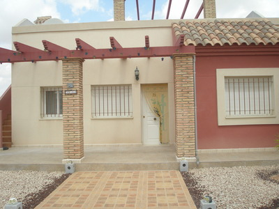 Ref:1048 Bungalow For Sale in Camposol