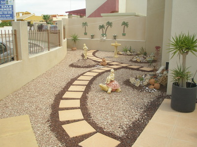 1048: Bungalow for sale in Camposol