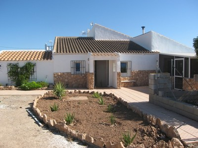 Ref:1217 Finca For Sale in Fuente Alamo