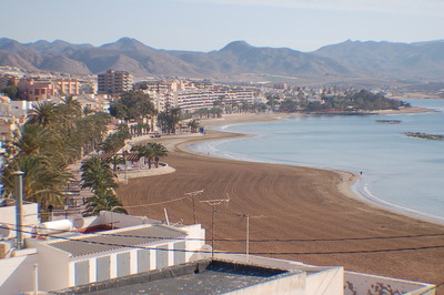 929: Apartment in Puerto de Mazarron