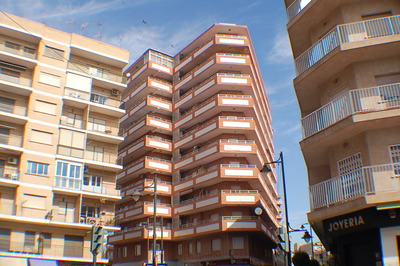 929: Apartment for sale in Puerto de Mazarron