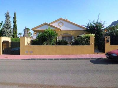 Ref:678 Villa For Sale in Mazarron