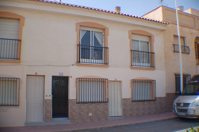 1025: Apartment in Puerto de Mazarron