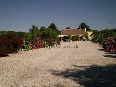 Ref:989 Country House For Sale in Cehegin