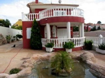 619: Villa for sale in Isla Plana