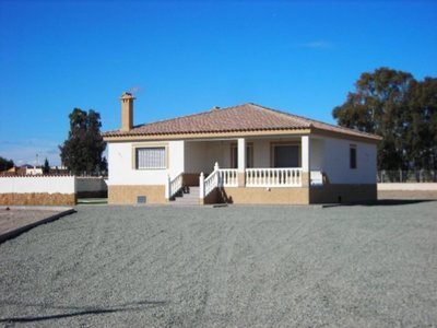 Ref:906 Country House For Sale in Lorca
