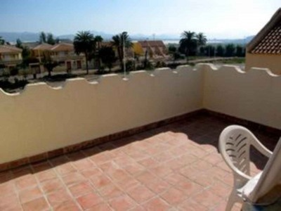 644: Apartment for sale in Puerto de Mazarron