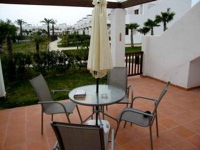 504: Apartment for sale in Alhama de Murcia