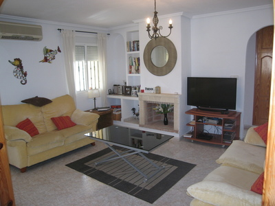 1230: Villa for sale in Camposol