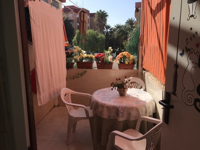 1229: Apartment for sale in Puerto de Mazarron