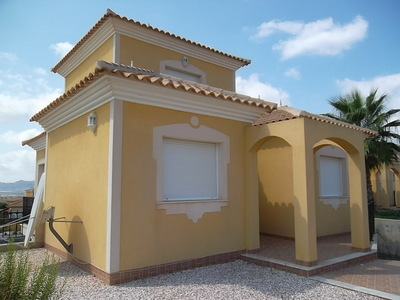1226: Villa in Mazarron Country Club