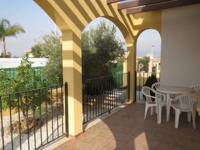 1222: Villa for sale in Mazarron Country Club