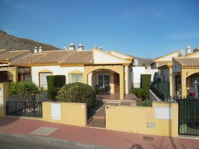 1211: Villa in Mazarron Country Club