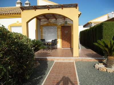 1211: Villa for sale in Mazarron
