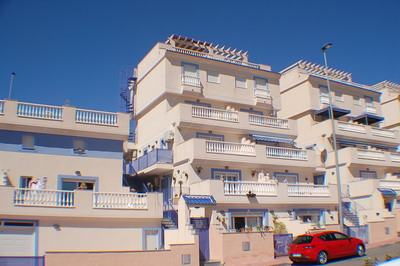 1196: Apartment in Puerto de Mazarron