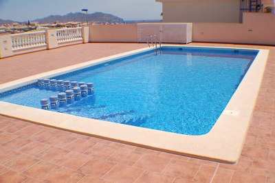 1196: Apartment for sale in Puerto de Mazarron