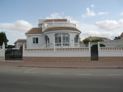 1210: Villa for sale in Camposol
