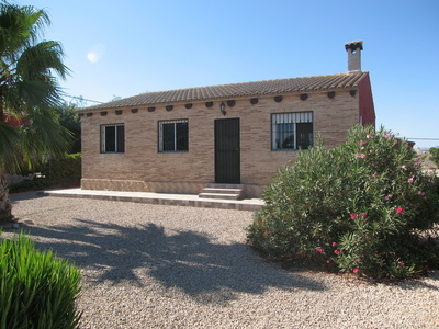 1209: Country House in Alhama de Murcia