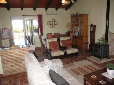 1209: Country House for sale in Alhama de Murcia