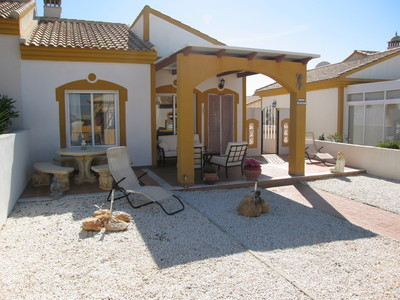 1109: Bungalow in Mazarron Country Club