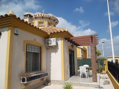 1206: Villa for sale in Mazarron