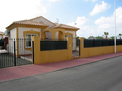 1203: Villa in Mazarron Country Club