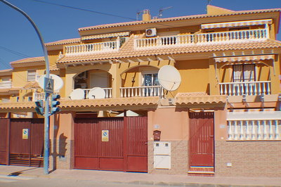 1216: Townhouse in Puerto de Mazarron