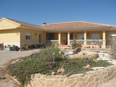 Ref:1139 Country House For Sale in Totana