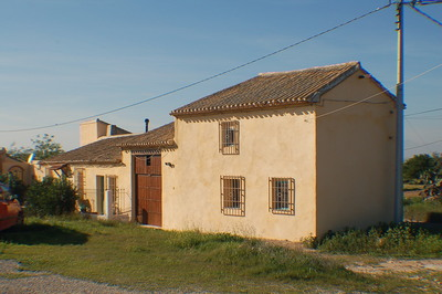 Ref:1085 Finca For Sale in Tallante
