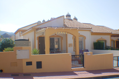 1200: Bungalow in Mazarron Country Club