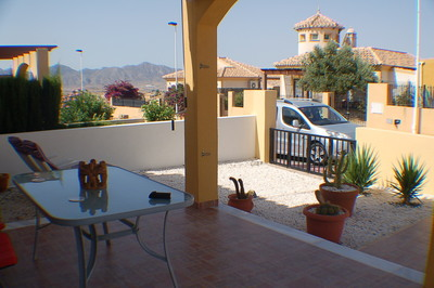 1200: Bungalow for sale in Mazarron Country Club