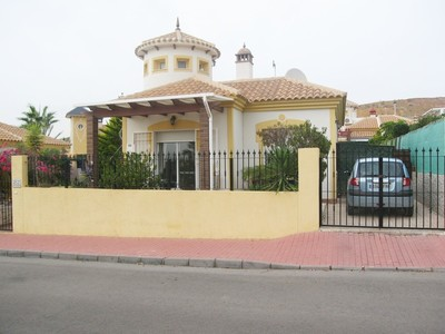 1166: Villa in Mazarron Country Club
