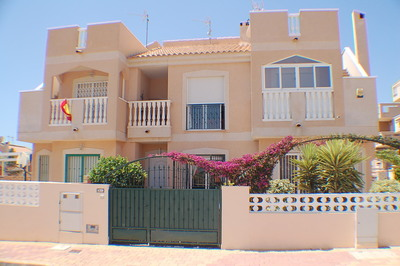 1199: Townhouse in Puerto de Mazarron