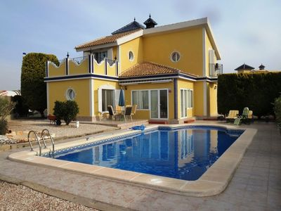 1097: Villa in Mazarron Country Club