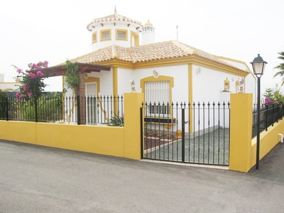 1163: Villa in Mazarron Country Club