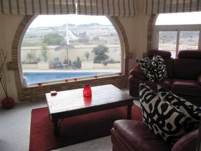 924: Villa for sale in Mazarron