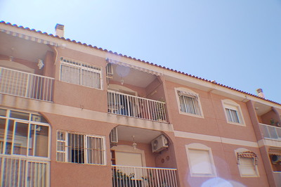 1117: Apartment in Puerto de Mazarron