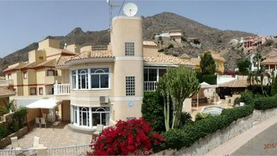 Ref:1167 Villa For Sale in Bolnuevo