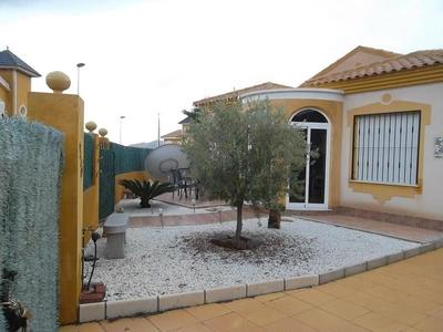 1172: Villa in Mazarron Country Club