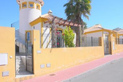 1184: Villa in Mazarron Country Club