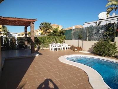 1184: Villa for sale in Mazarron Country Club