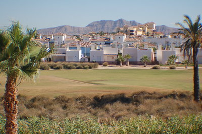 1126: Apartment in Mar Menor Golf Resort